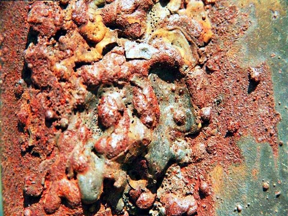 подземная коррозия металлов